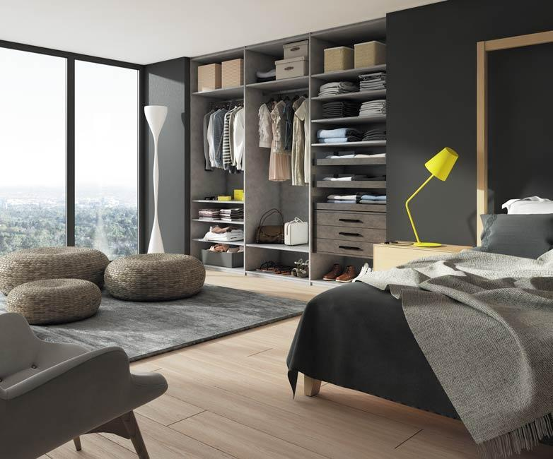 dressings am nagements et rangements sur mesure coulidoor. Black Bedroom Furniture Sets. Home Design Ideas