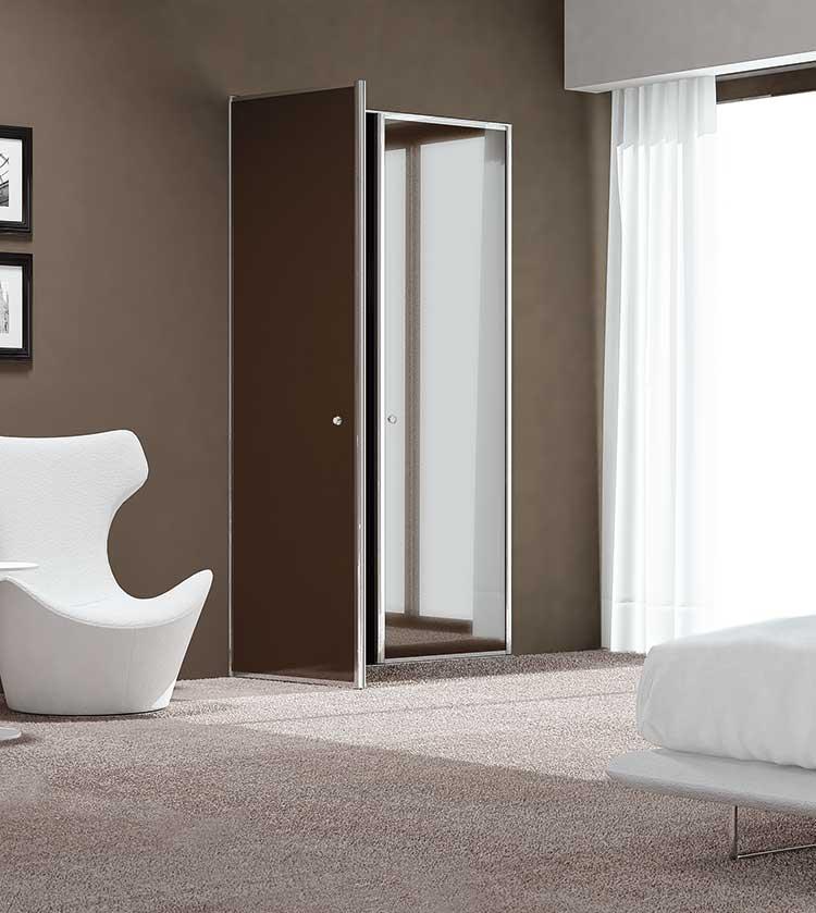 deco porte placard chambre finest attrayant deco chambre beige et taupe dressing pour votre. Black Bedroom Furniture Sets. Home Design Ideas