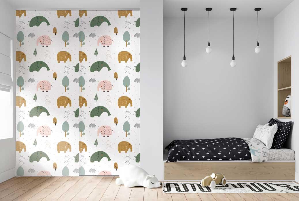 Collection Enfance - Modèle Éléphant