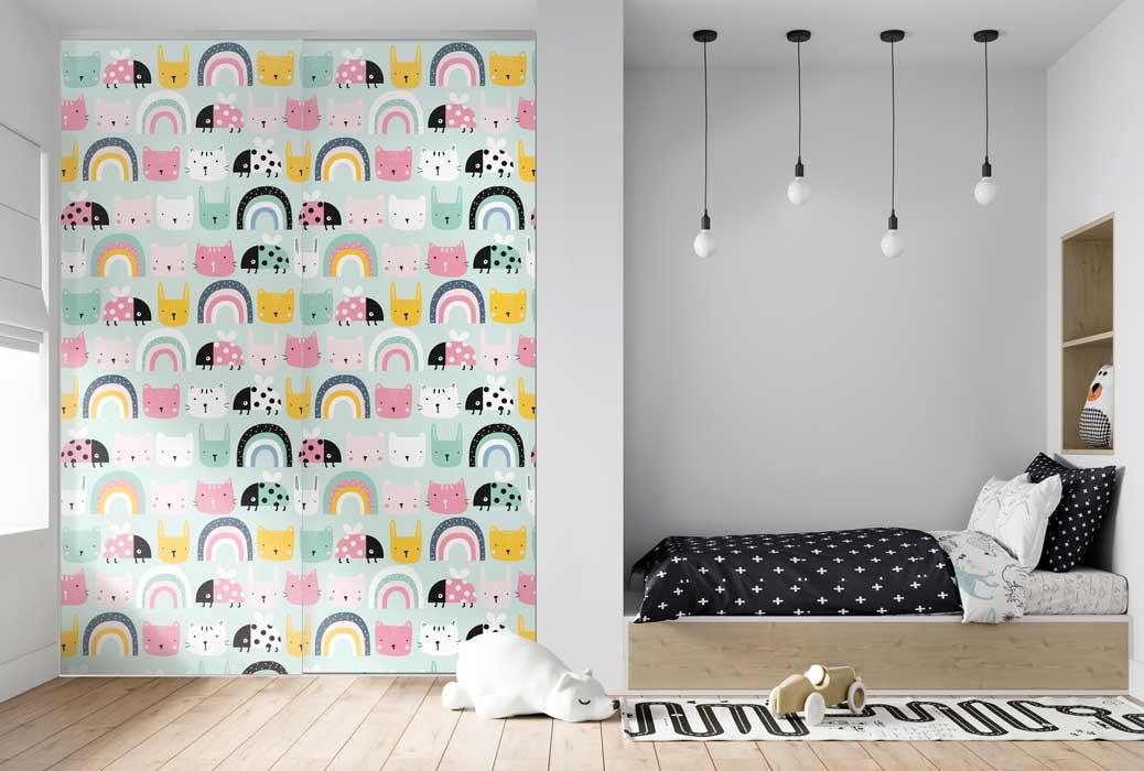 Collection Enfance - Modèle Rainbow