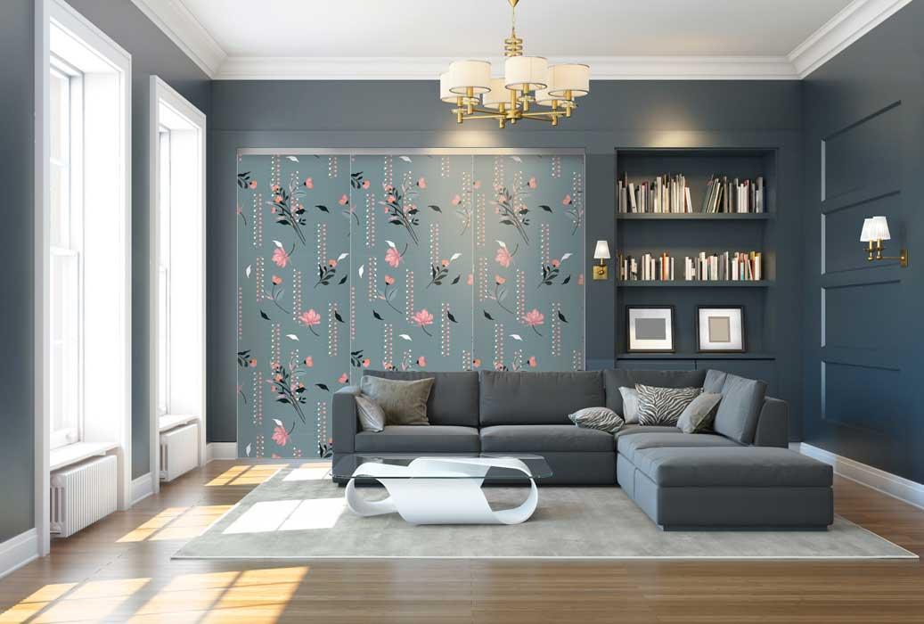 Collection Florale - Modèle Rosée