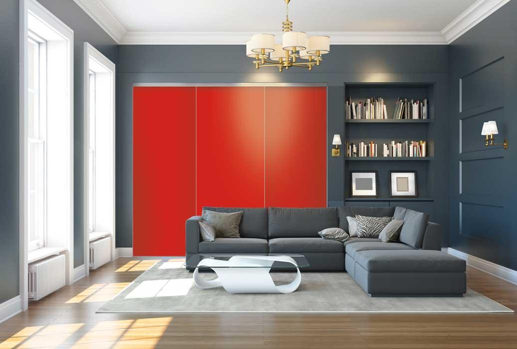 Collection Basique - Modèle Rouge pivoine