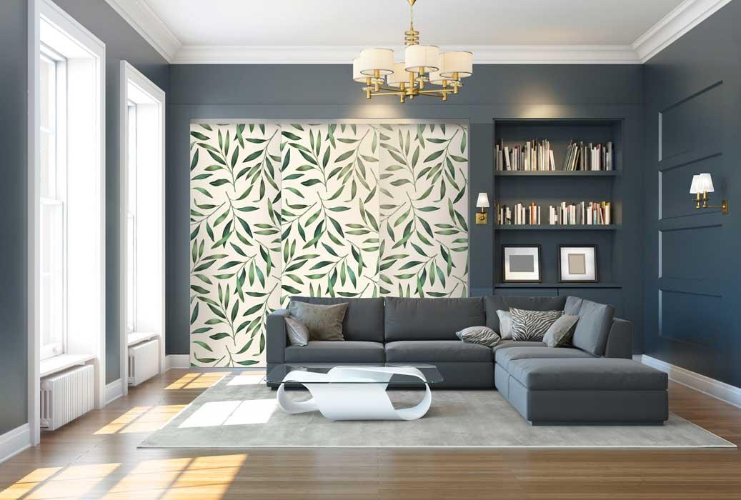 Collection Florale - Modèle Végétal