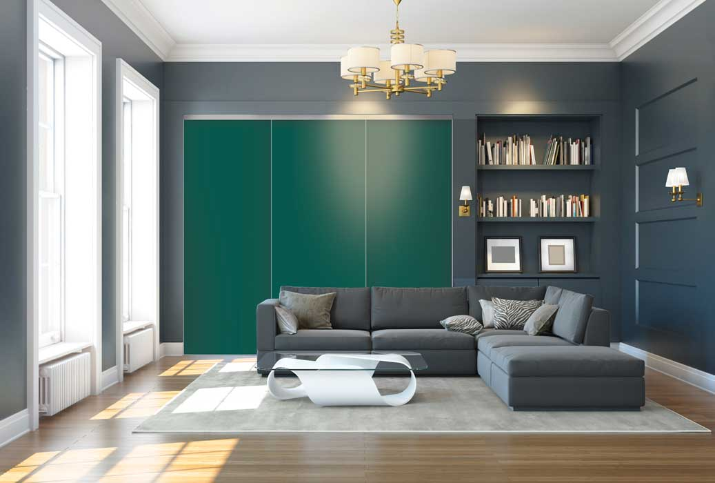 Collection Basique - Modèle Vert tropical